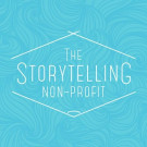 The Storytelling Non-Profit Logo