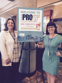 Vote for Pia Payne (right) and Donna Wilkins (left) to present at the 2017 SXSW Conference.