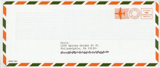 FINCA mail