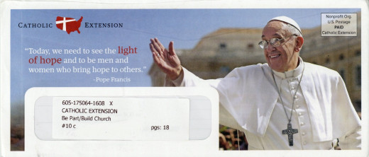 Catholic Extension mail