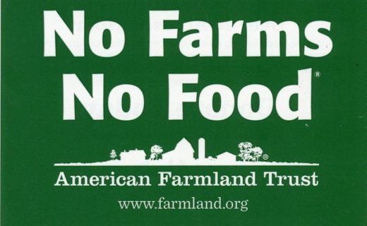 American Farmland Trust direct mail