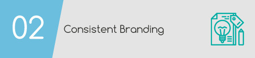 Maintain Consistent Branding Throughout Your Website