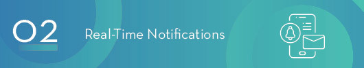2. Send Participants Intuitive Notifications