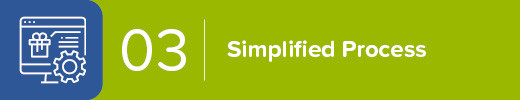 3. Simplify the Donation Process Whenever Possible
