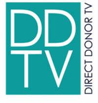 Direct Donor TV logo