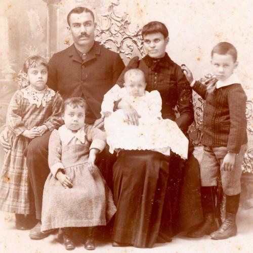 Otis Fulton family photo