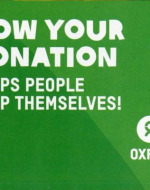 oxfam s straightforward direct mail control nonprofit pro