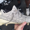 "Philadelphia Eagles wide receiver Dorial Green-Beckham received a fine for his ""Yeezy Foundation"" cleats. (Image via Twitter)"