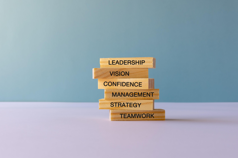 Leadership blocks.